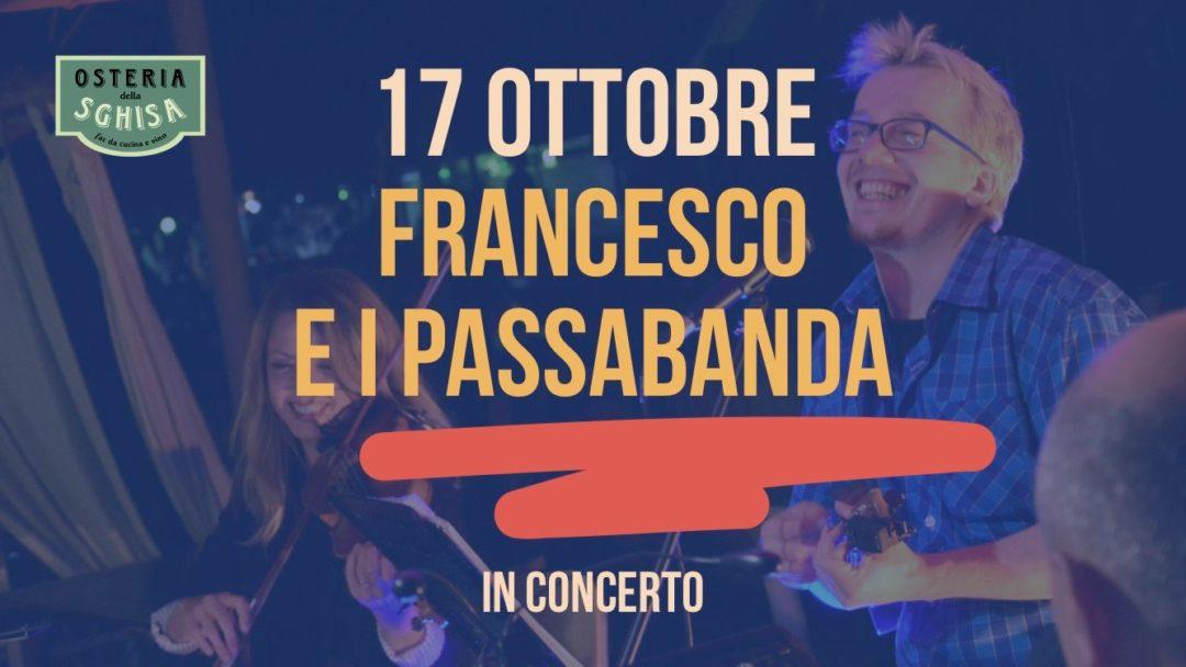 Francesco e i Passabanda