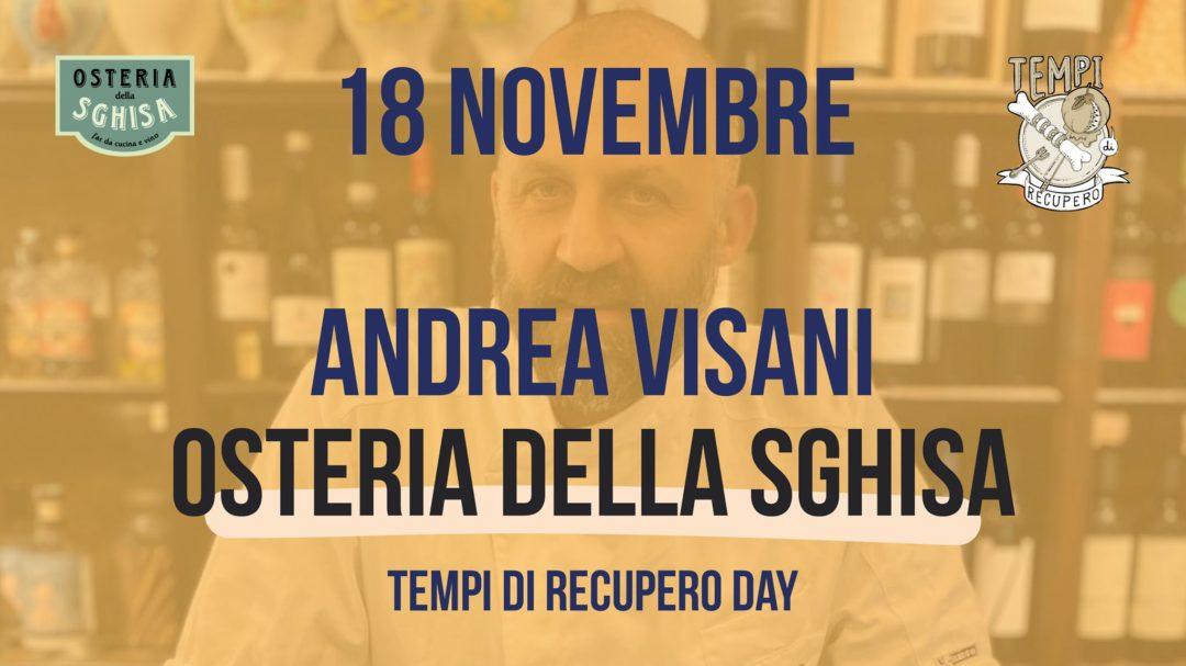 Tempi di Recupero – Andrea Visani