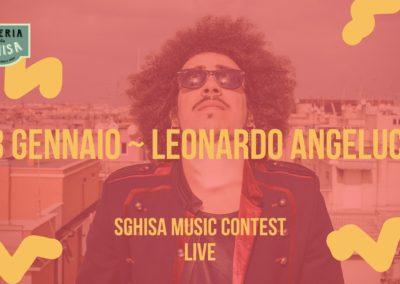 Sghisa Music Contest Live – Leonardo Angelucci